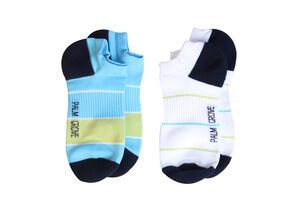 Palm Grove Anklet 2 Pack Ladies Socks
