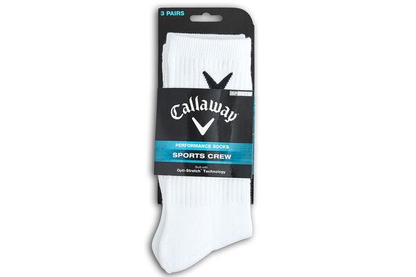 Callaway Sock Sports 3pk S7