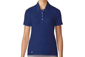 adidas Golf Climacool Aeroknit Ladies Polo Shirt