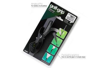 Golf Grip Training Aid