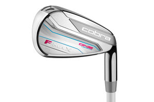 Cobra Golf F MAX ONE Graphite Ladies Irons