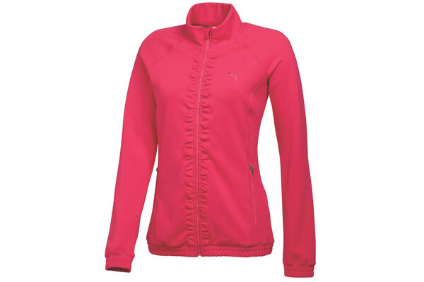 PUMA Golf Track Ladies Wind Jacket
