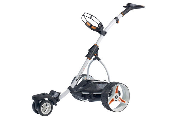 Motocaddy S7 Remote Lithium Std Range Electric Trolley