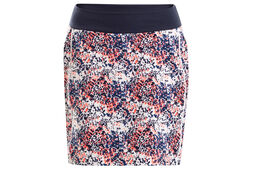 Calvin Klein Printed Rib Top Ladies Skort