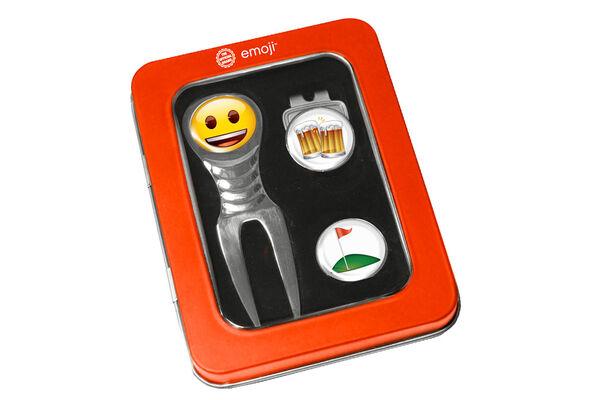 Emoji Divot Tool Beer and Golf