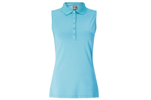 Callaway Golf Chev Solid Ladies Polo Shirt