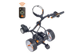 Motocaddy S7 Remote Lithium 18 Hole Electric Trolley 2017