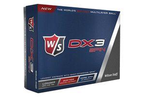 Wilson Staff DX3 Soft Golf Balls Dozen