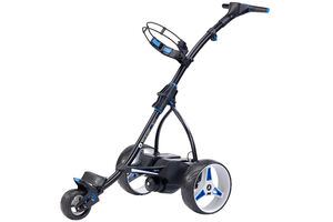 Motocaddy S3 Pro Electric Golf Trolley