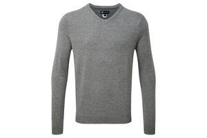 Palm Grove Core V-Neck Sweater