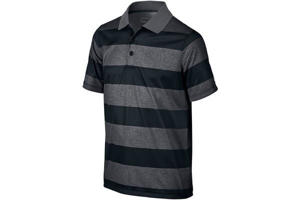 Nike Golf Bold Stripe Junior Polo Shirt