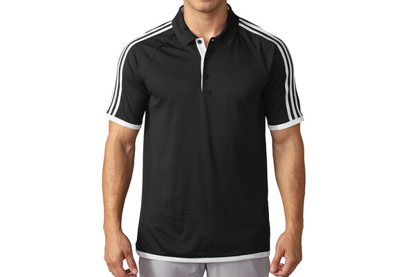 adidas Golf 3-Stripes Competition Polo Shirt