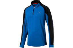 PUMA Golf PWRWARM Colourblock Windshirt