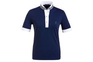 golfino-jacquard-ladies-polo-shirt