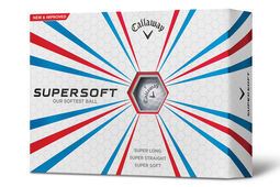 Callaway Golf Supersoft 12 Ball Pack