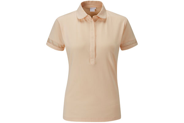Ping Polo Mila Sheer Panel S6