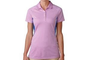 adidas Golf climachill Peplum Ladies Polo Shirt