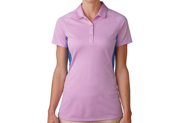 adidas Golf climachill Peplum Ladies Polo Shirt
