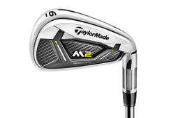 TaylorMade M2 Steel Irons 2017