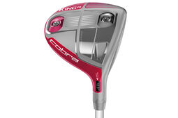 Cobra Golf King F6 Raspberry Ladies Fairway Wood