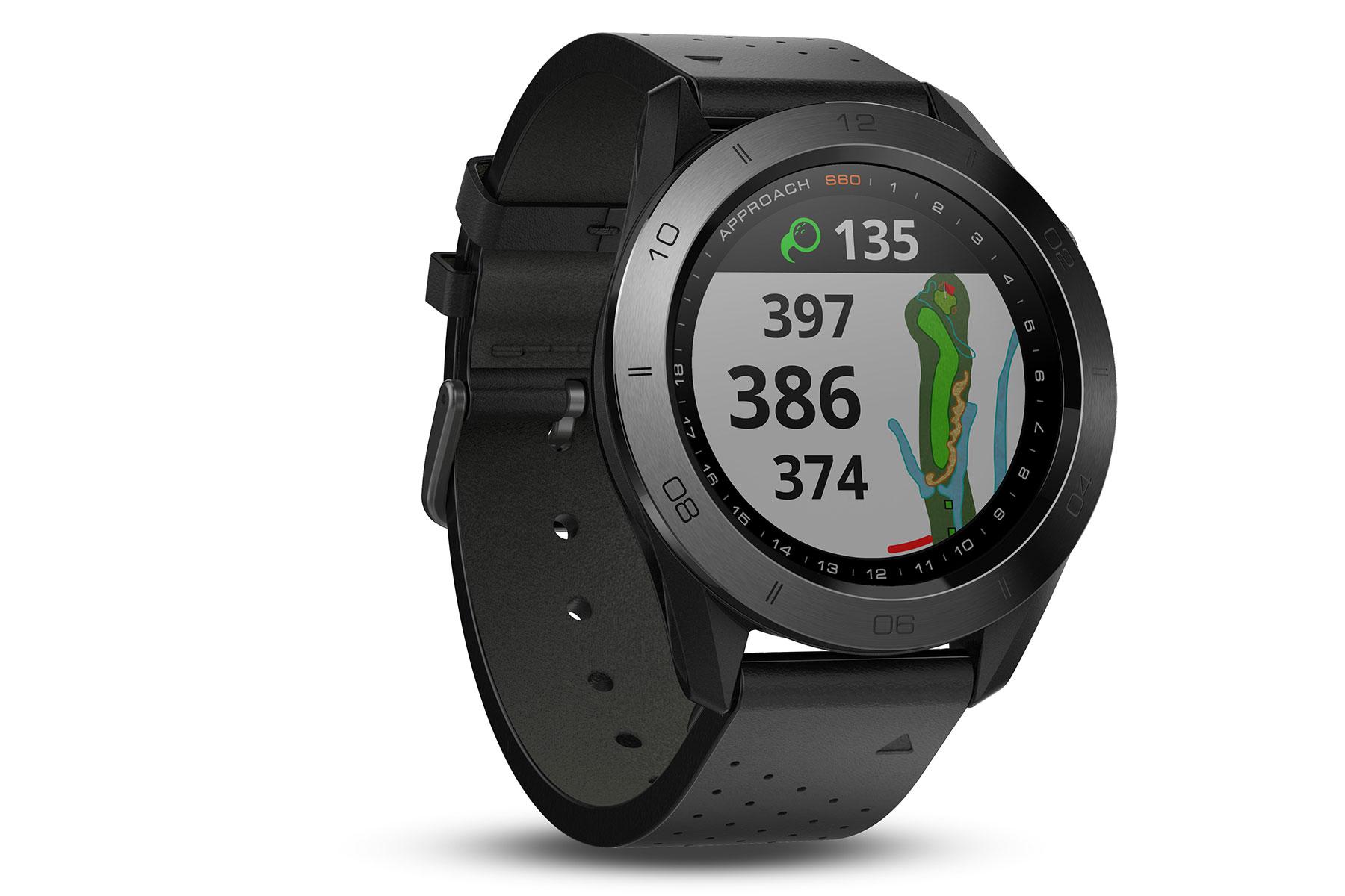 Garmin Approach S60 GPS Premium Watch from american golf