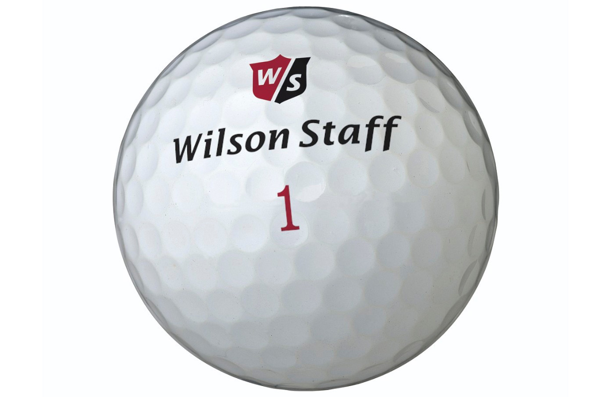 ... Wilson Staff DX2 Soft Ball 12 ... Part 43