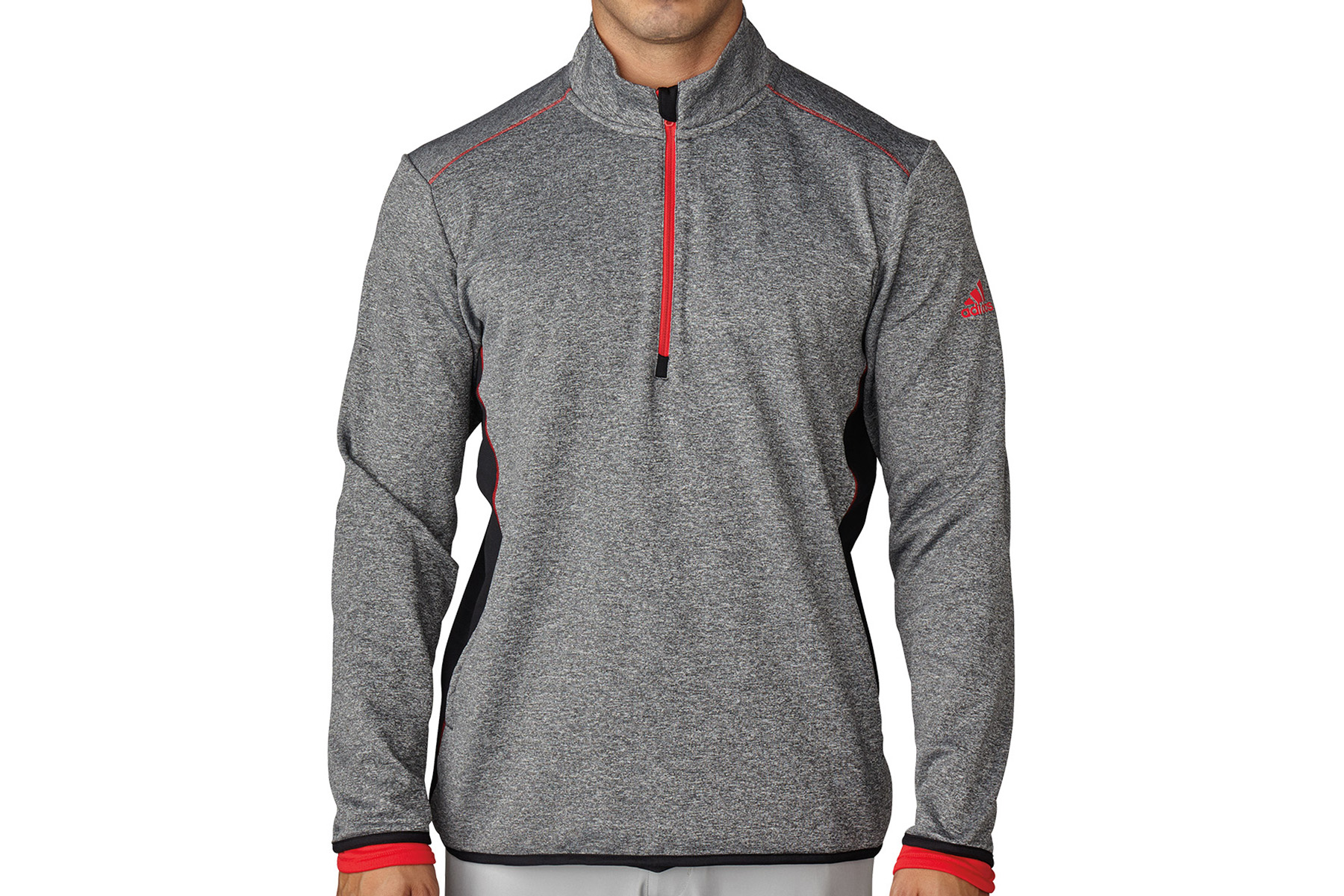 Adidas golf climaheat 1 2 zip windtop from american golf for Housse zip collection captur
