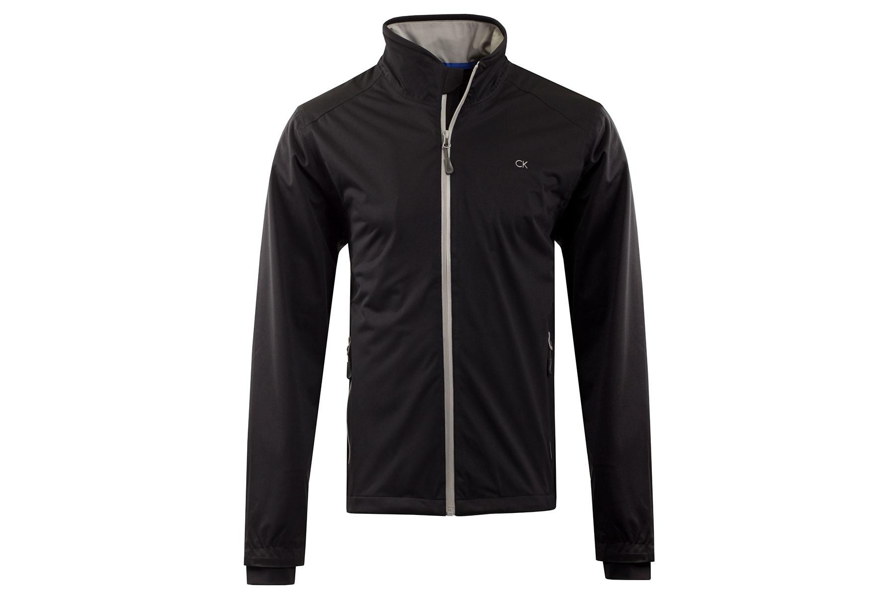 Calvin klein full zip waterproof jacket from american golf for Housse zip collection captur