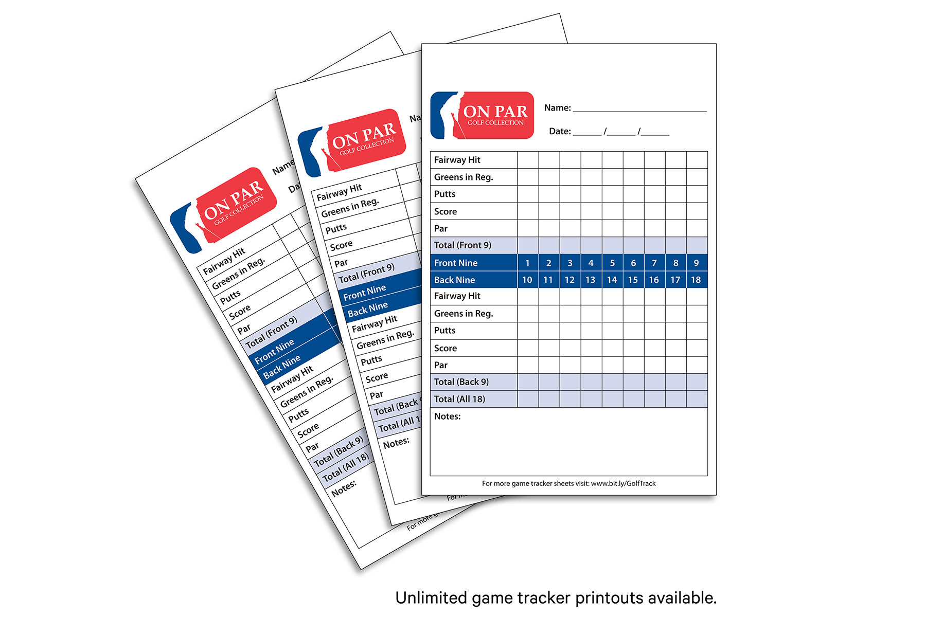 game trackers