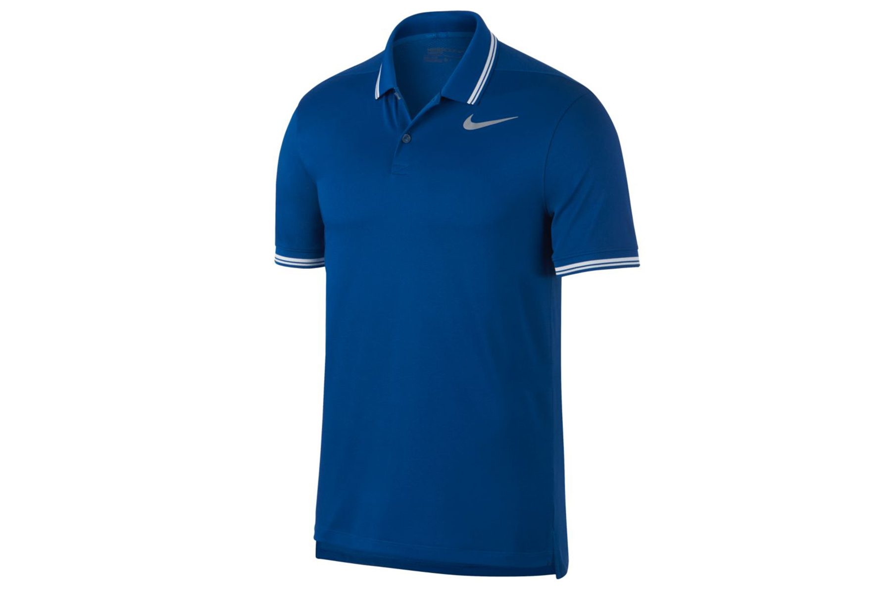 Nike golf dry tipped polo shirt from american golf for Personalised golf shirts uk