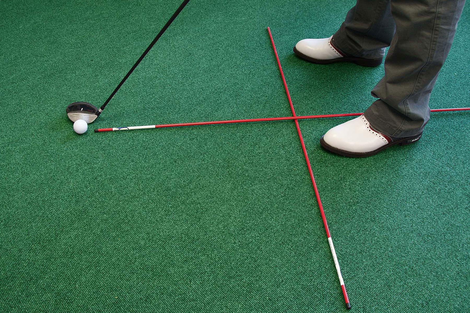 Pga Tour Pro Sticks Training Aid From American Golf