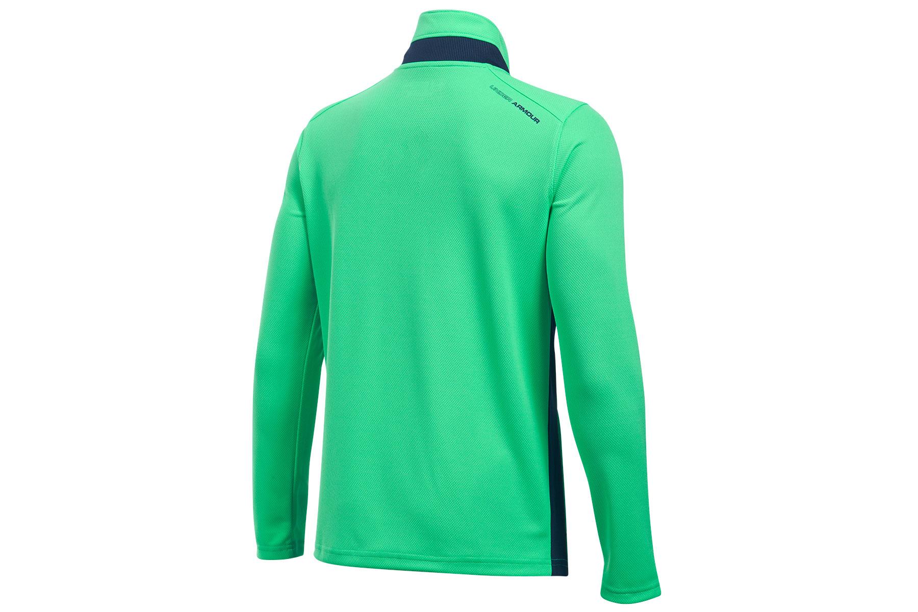 Under armour 1 4 zip junior windshirt from american golf for Housse zip collection captur
