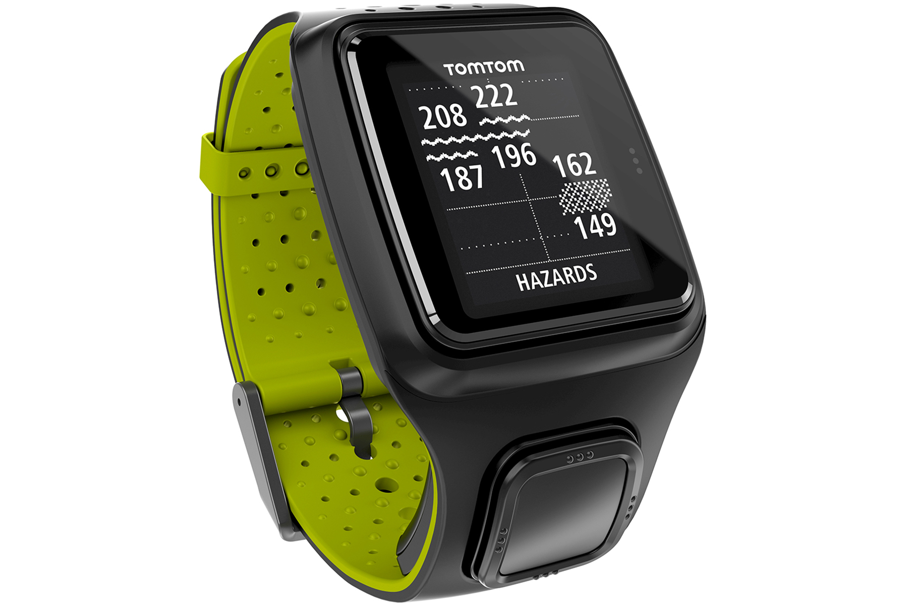 tomtom golfer limited edition gps watch from american golf. Black Bedroom Furniture Sets. Home Design Ideas