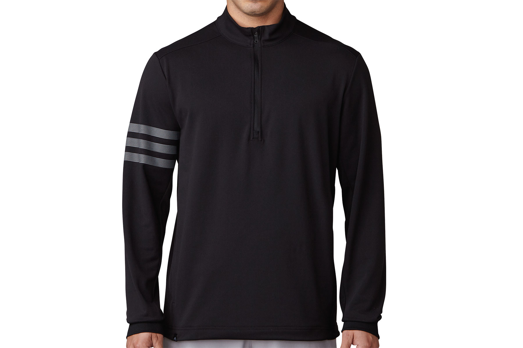 Adidas golf competition quarter zip sweater from american golf for Housse zip collection captur