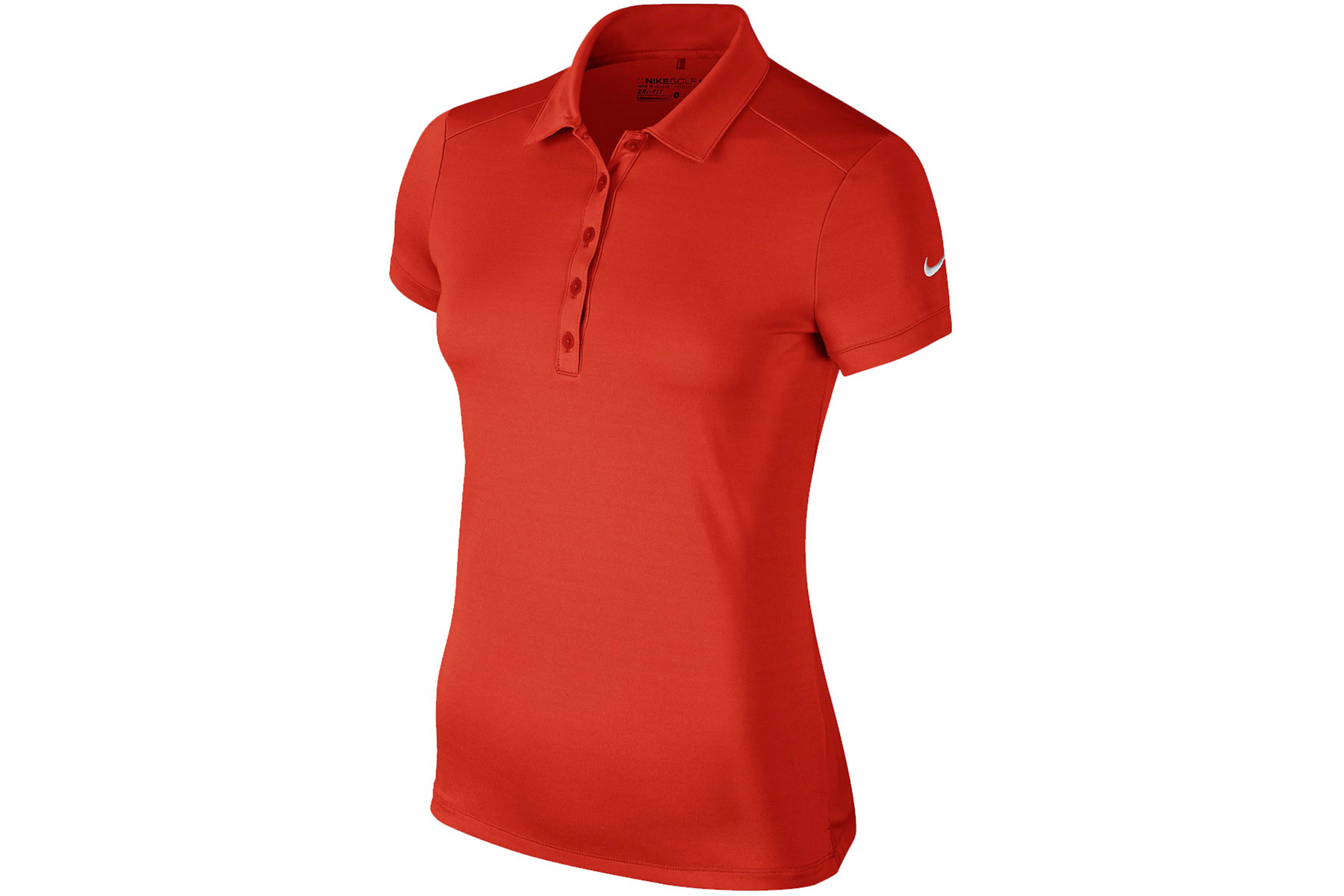 Nike golf victory solid ladies polo shirt from american golf for Nike womens golf shirts polo