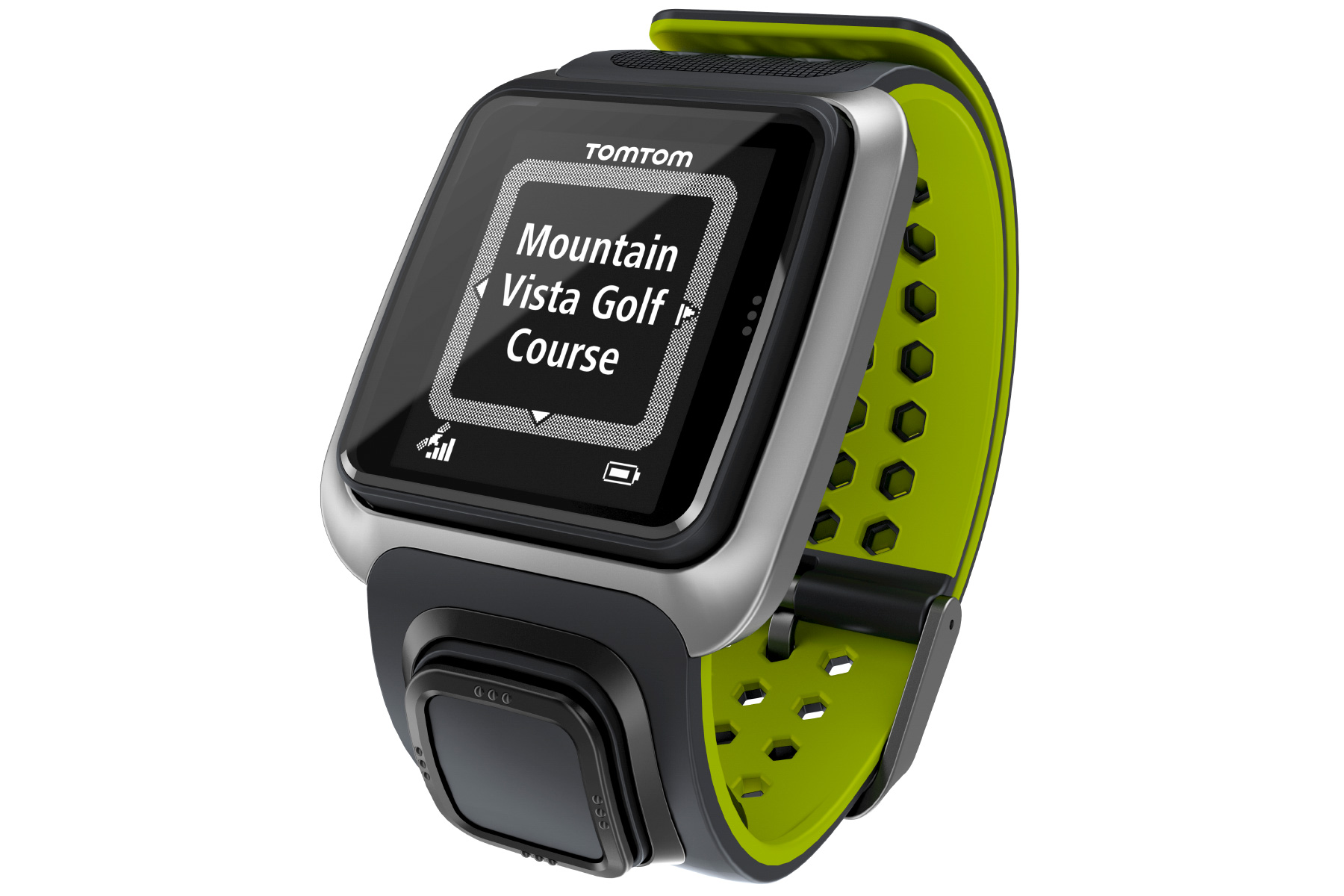tomtom golfer gps watch from american golf. Black Bedroom Furniture Sets. Home Design Ideas
