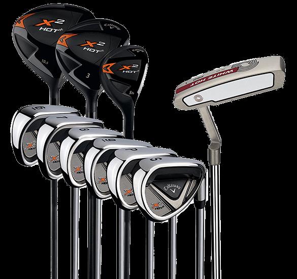 Callaway Golf X2 Hot Plus Package Set