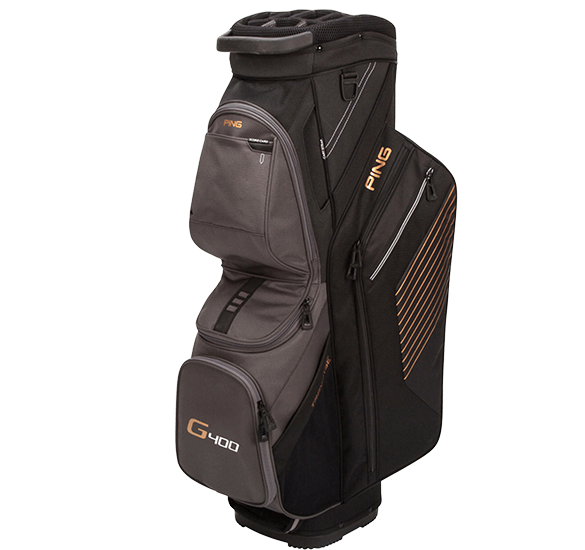 PING G400 Traverse Cart Bag