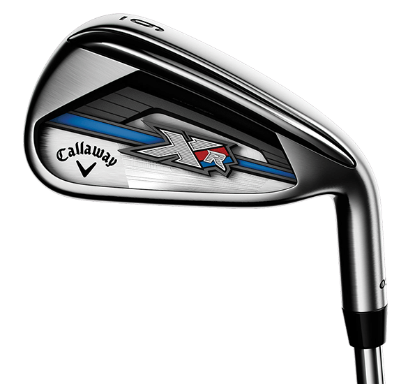 Callaway Golf XR OS Steel Irons