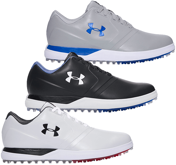 Under Armour Performance Spikeless Shoes