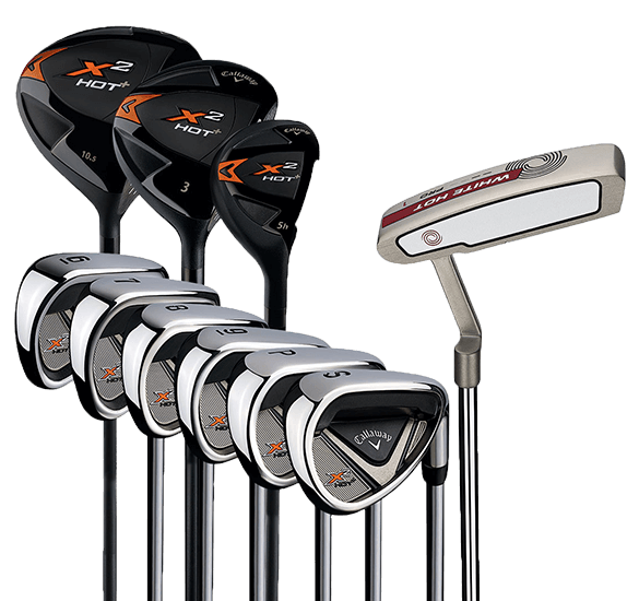 Callaway Golf X2 Hot Plus Package Set