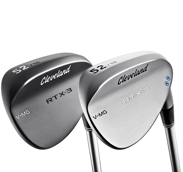 Cleveland Golf RTX 3 Wedges