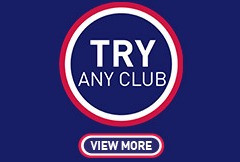 Try Any Club Logo