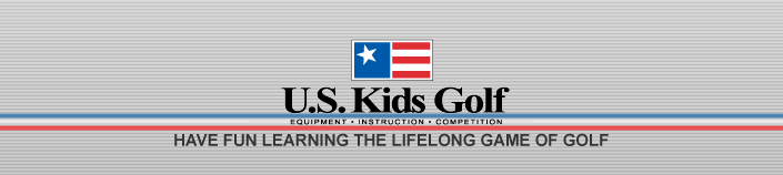 US Kids Golf Logo