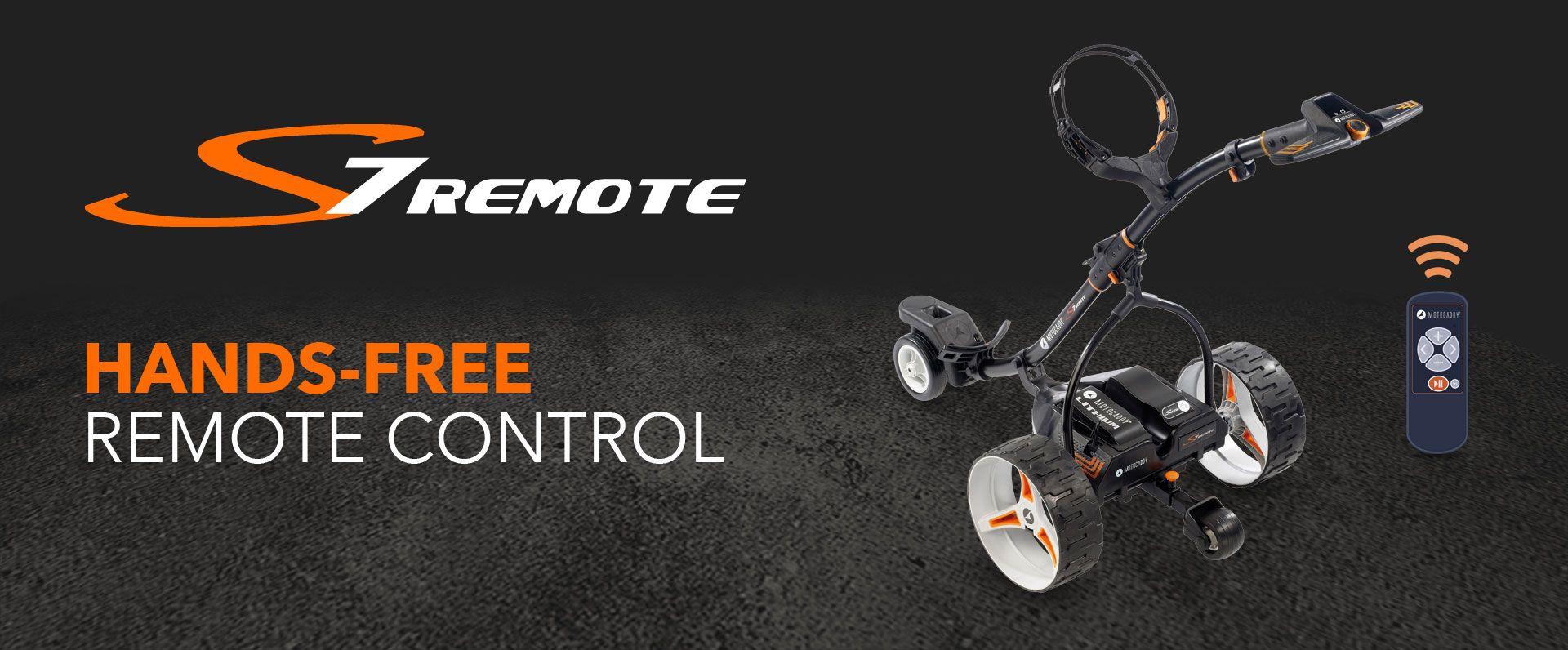 Motocaddy S7 Remote