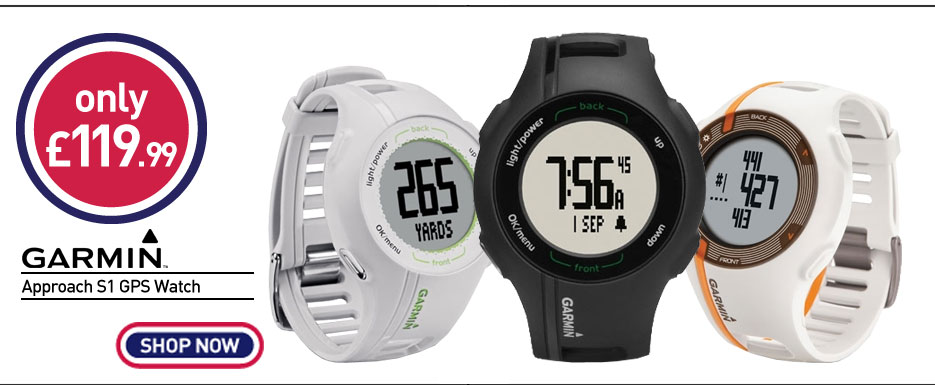 Garmin Approach S1 GPS Watch