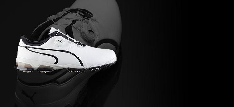 Puma Golf - Shoes Background Image