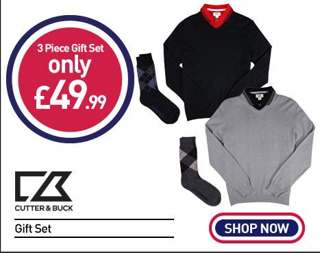 Cutter & Buck Gift Set