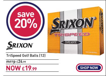 Srixon TriSpeed Golf Balls (12)
