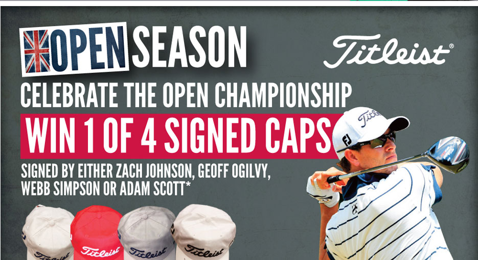 Win With Titleist